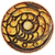 Amber Shield Icon