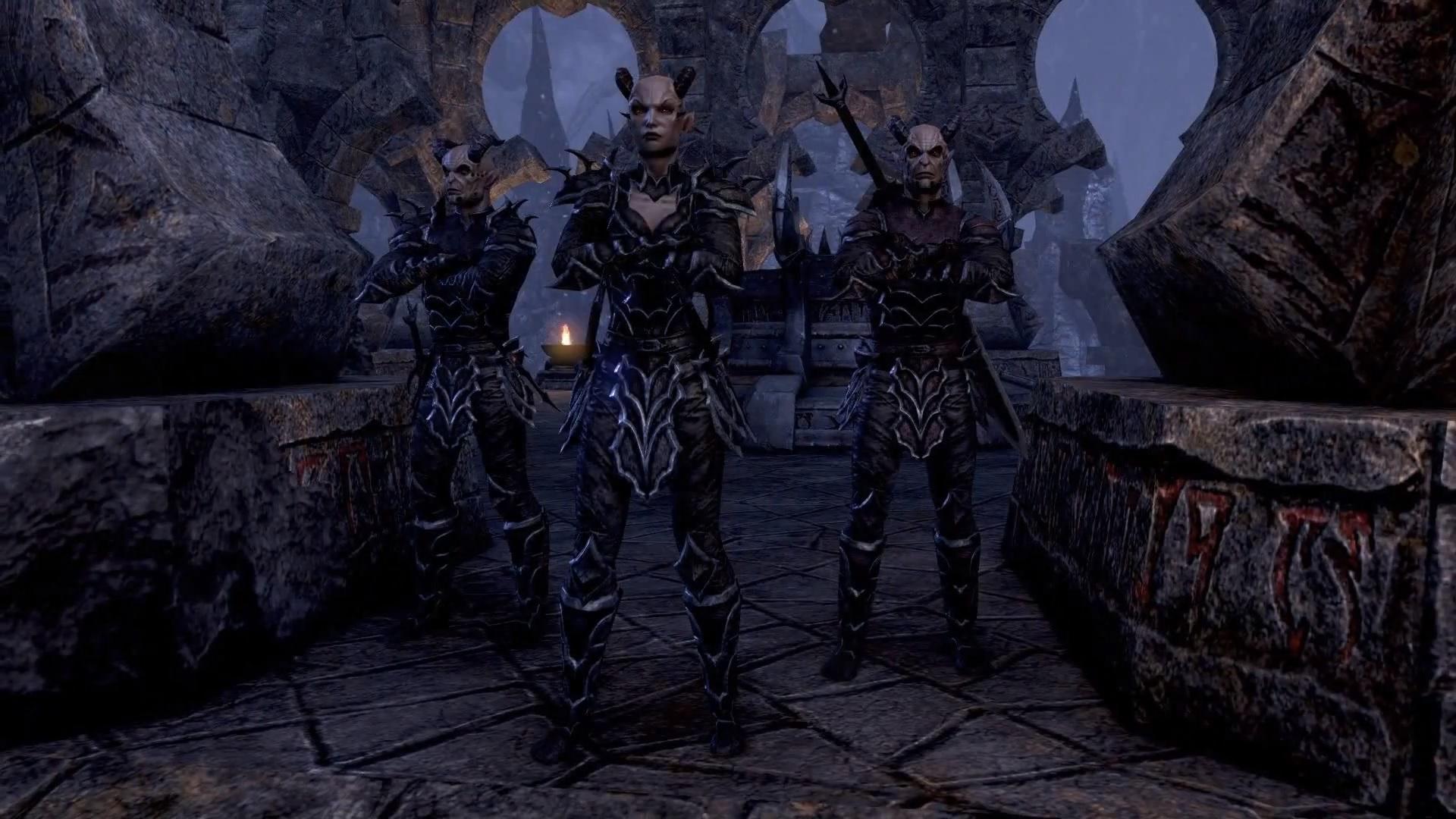 Dremora Online Elder Scrolls Fandom Powered By Wikia