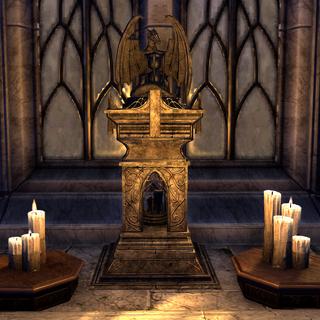 Kapliczka Auri-Ela z gry The Elder Scrolls Online