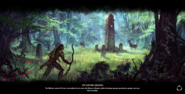 The Hunting Grounds Loading Screen