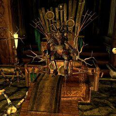 Wódz rieklingów z gry The Elder Scrolls V: Dragonborn