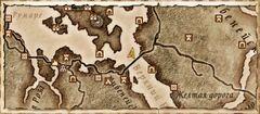 Вануа. Карта