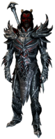 Дремора Dremora Warrior 001