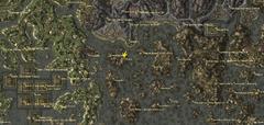 Мзанч. Карта
