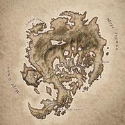 Нью-Шеот, карта
