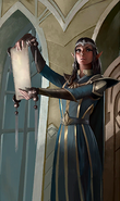 Dominion Seneschal card art