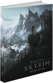 Guida Skyrim revised hardcover