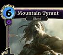 Mountain Tyrant