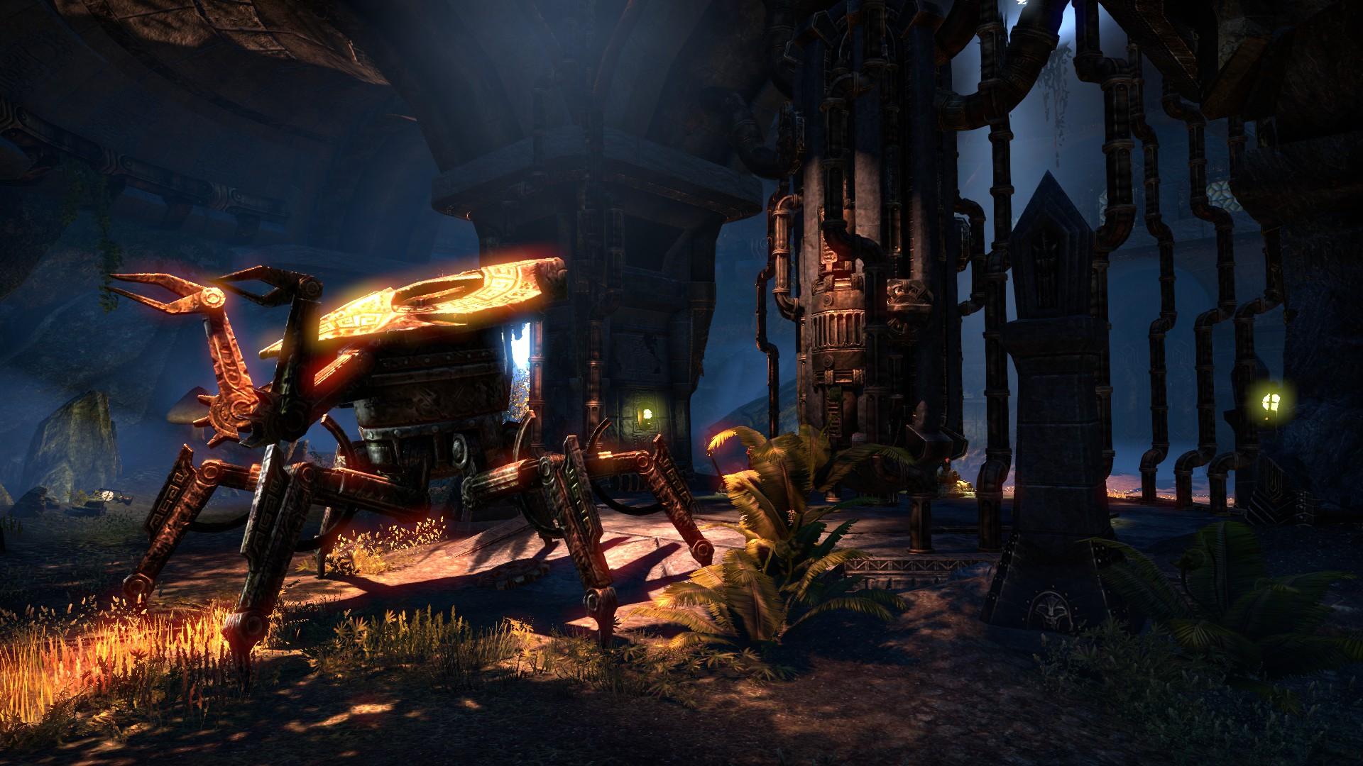Pledge: Darkshade Caverns II | Elder Scrolls | FANDOM