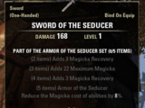 Armor of the Seducer