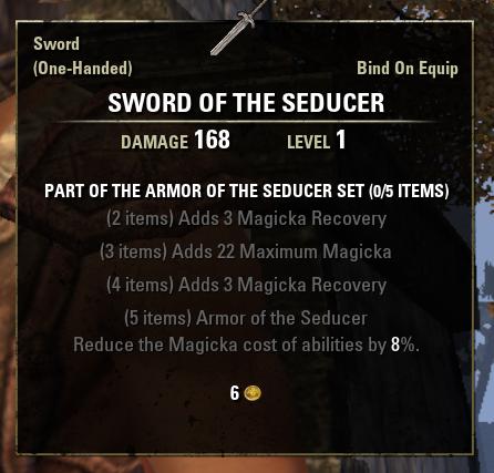 Armor of the Seducer   Elder Scrolls   FANDOM powered by Wikia