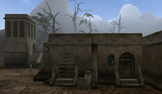 File:TES3 Morrowind - Balmora - Hecerinde's House exterior.jpg
