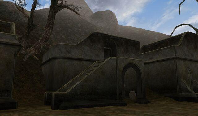 File:TES3 Morrowind - Balmora - Rithleen's House exterior.jpg