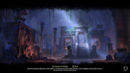 The Valley of the Blades Loading Screen