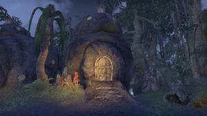 Здание в Просачивающемся болоте 3