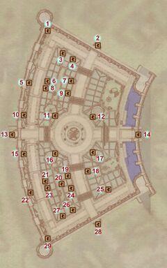 Карта Талос-Плаза