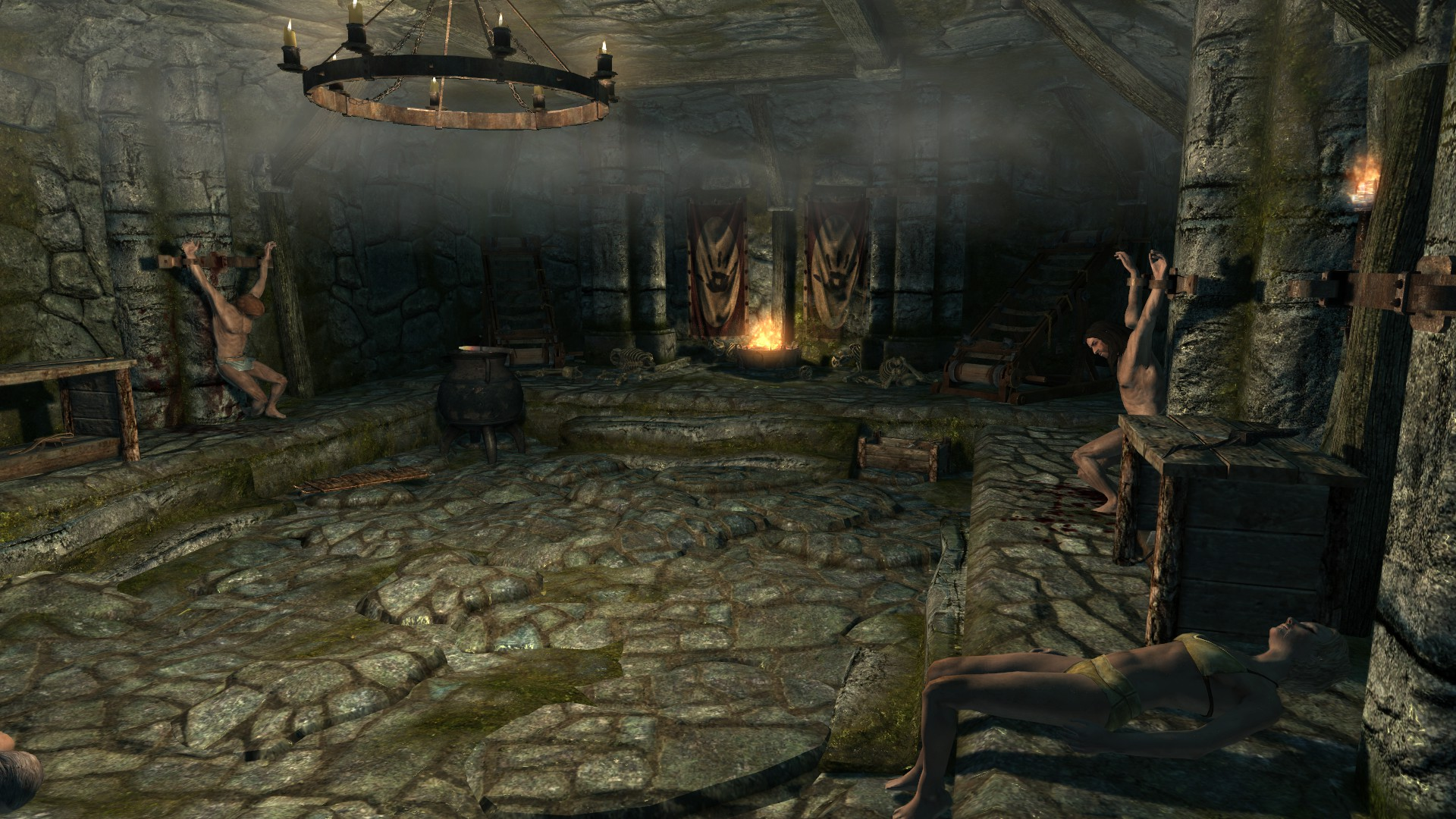 Torture Chamber Map Torture Chamber | Elder Scrolls | FANDOM powered by Wikia Torture Chamber Map