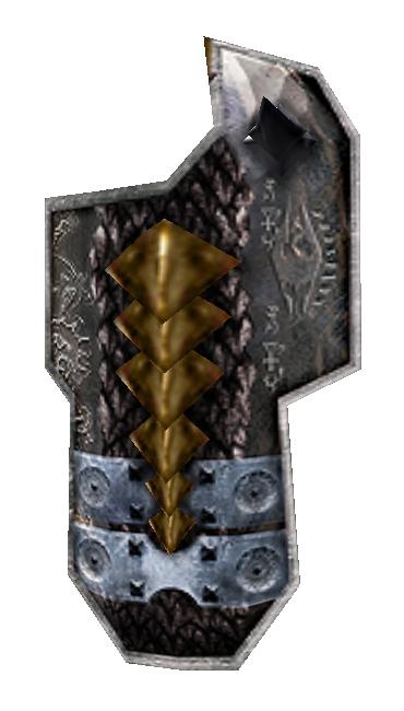 Dragonscale Tower Shield | Elder Scrolls | FANDOM powered by