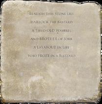 Harlock the Bastard (Exhumed)