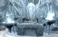 Karstaag Throne