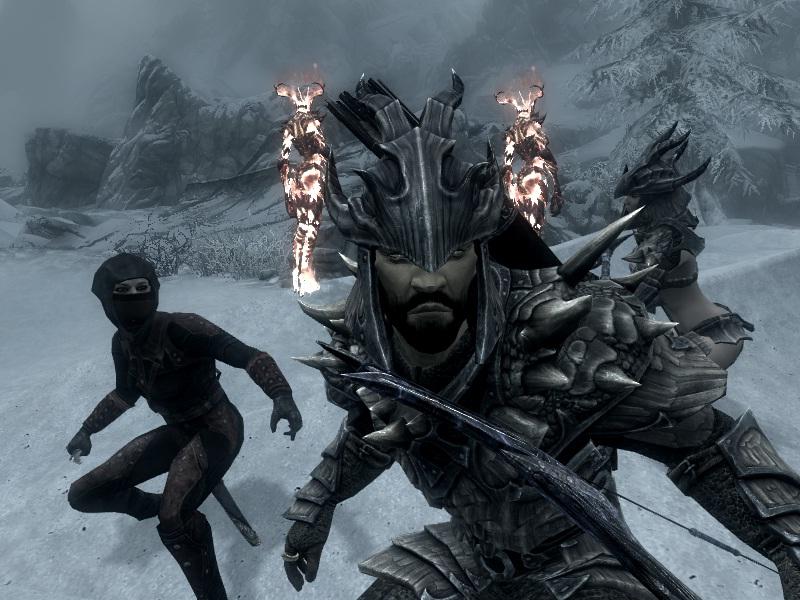 Forum:Skyrim:Multiple Followers | Elder Scrolls | FANDOM