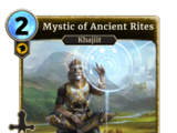 Mystic of Ancient Rites
