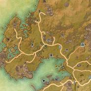 Never-Ending Scroll Map