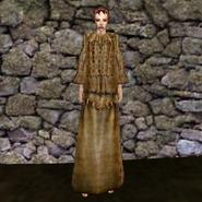 Дорогая мантия 1 (Morrowind) жен