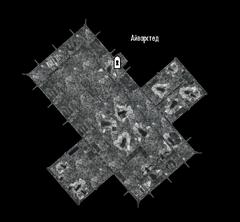 Таверна Вайлмир - план