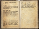 Beast Acquisitions Log