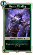 Drain Vitality 2 (Legends) DWD