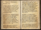 Dwarven Automatons