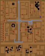 Fortress of Ice Level 1 (Arena)