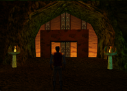Redguard - The Goblin Caves (Quest) - Great Doors Closed