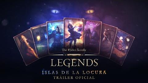 Clear Arrow/Ya está disponible la expansión Isla de la locura para The Elder Scrolls: Legends