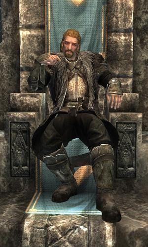 Ulfric Stormcloak Elder Scrolls Fandom Powered By Wikia