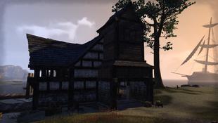 Здание в деревне Северной соли 2