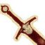 Иконка Стальной длинный меч (Oblivion)