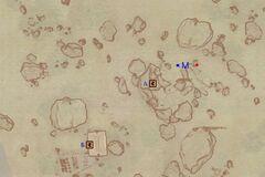 Разбазаренная шахта (экстерьер). План