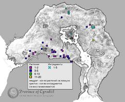 Сыроежка карта