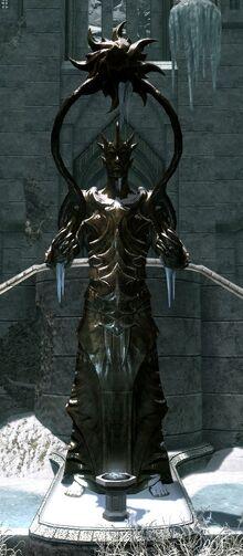 Estátua de Auri-El