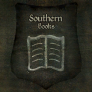 TESIV Sign Southern Books