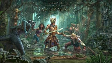 The Elder Scrolls Online Murkmire – официальное видео