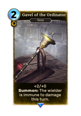 Молоток ординатора (Card)