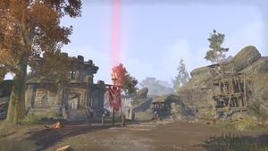 Шахта крепости Дрейклоу