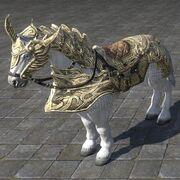Auroran Warhorse Аврорианский боевой конь