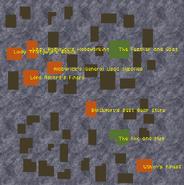Blackfort Map (Daggerfall)