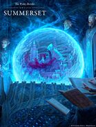 ESO Summerset Wallpaper Psijic Monks Vertical