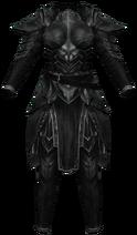 Ebony Armor (Armor Piece) (Female)