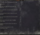 Oath of a Dishonored Clan
